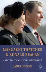 Margaret Thatcher and Ronald Reagan - J. Cooper