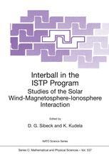 Interball in the ISTP Program - David Gary Sibeck; Karel Kudela
