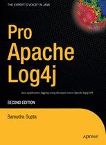 Pro Apache Log4j