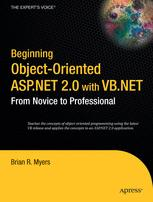 Beginning Object-Oriented ASP.NET 2.0 with VB .NET