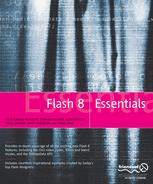 Flash 8 Essentials