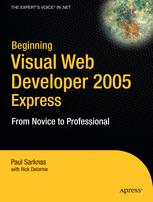 Beginning Visual Web Developer 2005 Express