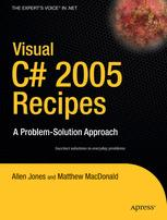Visual C# 2005 Recipes