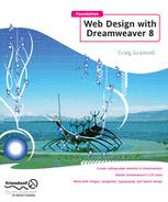 Foundation Web Design with Dreamweaver 8