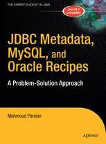 JDBC Metadata, MySQL, and Oracle Recipes