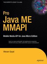 Pro Java ME MMAPI