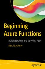 Beginning Azure Functions