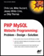 Image of PHP MySQL Website Programming
