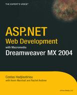 Image of ASP.NET Web Development with Macromedia Dreamweaver MX 2004