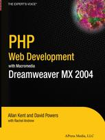 Image of PHP Web Development with Macromedia Dreamweaver MX 2004