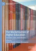 ISBN 9783030674410 product image for The Marketisation of Higher Education | upcitemdb.com
