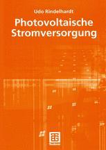 Photovoltaische Stromversorgung - Udo Rindelhardt