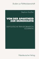 Von der Apartheid zur Demokratie - Stephan Kaußen