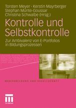 Kontrolle und Selbstkontrolle - Torsten Meyer; Kerstin Mayrberger; Stephan Münte-Goussar; Christina Schwalbe