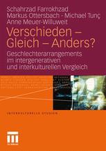 Verschieden - Gleich - Anders? - Schahrzad Farrokhzad; Markus Ottersbach; Michael Tunc; Anne Meuer-Willuweit