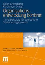 Organisationsentwicklung konkret - Ralph Grossmann; Kurt Mayer