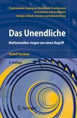 Das Unendliche - Rudolf Taschner