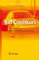 Auf Crashkurs - Helmut Becker