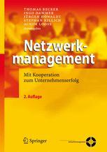 Netzwerkmanagement - Thomas Becker; Ingo Dammer; Jürgen Howaldt; Stephan Killich; Achim Loose