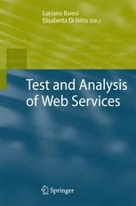 Test and Analysis of Web Services - Luciano Baresi