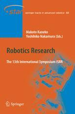 Robotics Research - Makoto Kaneko; Yoshihiko Nakamura