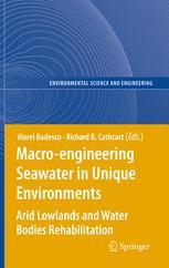 Macro-engineering Seawater in Unique Environments - Viorel Badescu; Richard Cathcart