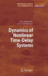 Dynamics of Nonlinear Time-Delay Systems - Muthusamy Lakshmanan; Dharmapuri Vijayan Senthilkumar