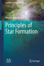 Principles of Star Formation - Peter Bodenheimer