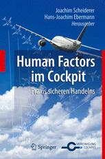 Human Factors im Cockpit - Joachim Scheiderer; Hans-Joachim Ebermann
