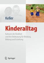 Kinderalltag - Heidi Keller