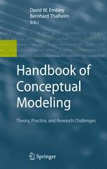 Handbook of Conceptual Modeling - David W. Embley; Bernhard Thalheim