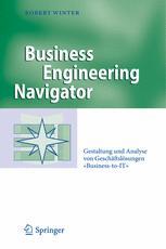 Business Engineering Navigator - Robert Winter