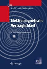 Elektromagnetische Verträglichkeit - Adolf J. Schwab; Wolfgang Kürner