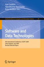 Software and Data Technologies - José Cordeiro; AlpeshKumar Ranchordas; Boris Shishkov