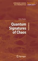 Quantum Signatures of Chaos - Fritz Haake