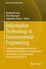 Information Technology in Environmental Engineering - Burkhardt Funk; Peter Niemeyer; Jorge Marx Gómez