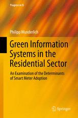 Green Information Systems in the Residential Sector - Philipp Wunderlich
