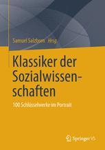 Klassiker der Sozialwissenschaften - Samuel Salzborn