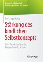 Stärkung des kindlichen Selbstkonzepts - Ina Langenkamp