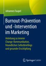 Burnout-Pr�vention und -Intervention im Marketing