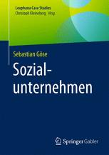 Sozialunternehmen - Sebastian Göse