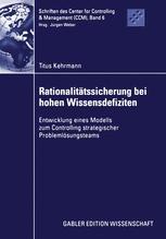 Rationalitätssicherung bei hohen Wissensdefiziten - Titus Kehrmann