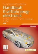 Handbuch Kraftfahrzeugelektronik - Henning Wallentowitz; Konrad Reif