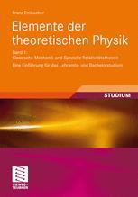 Elemente der theoretischen Physik - Franz Embacher
