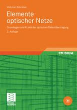 Elemente optischer Netze - Volkmar Brückner