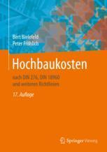 Hochbaukosten - Bert Bielefeld; Peter Fröhlich