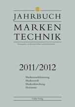 Jahrbuch Markentechnik 2011/2012 - Alexander Deichsel; Manfred Schmidt