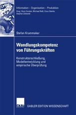 Wandlungskompetenz von Führungskräften - Prof. Dr. Claus Steinle; Stefan Krummaker
