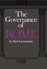 The Governance of ROME - K. Loewenstein