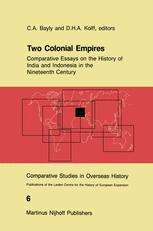 Two Colonial Empires - C.A. Bayly; D.H. Kolff